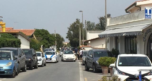 Vigili Villaggio pattuglia mobile k