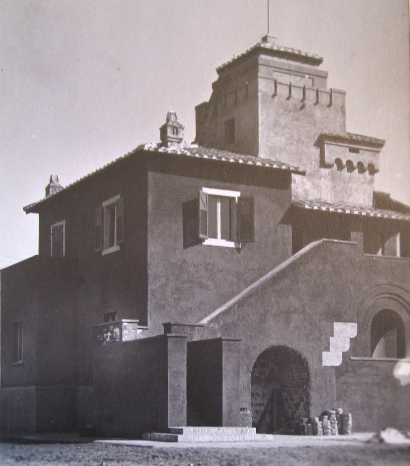 Villa Aschieri epoca