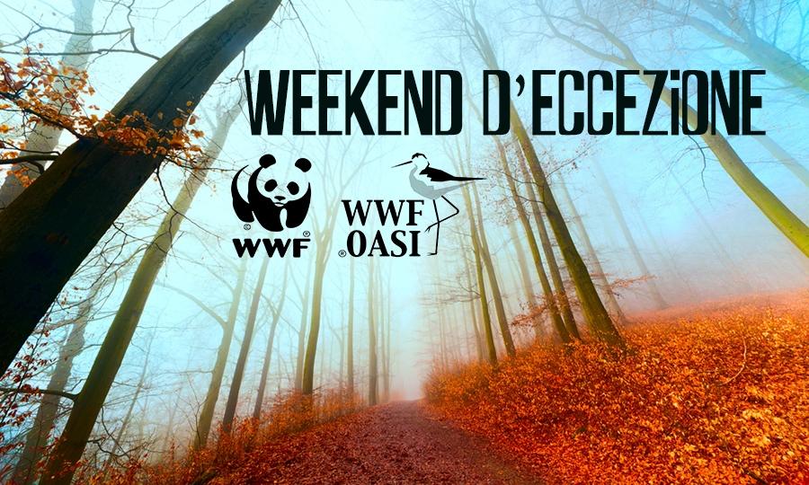 Weekend d'eccezione nelle Oasi WWF