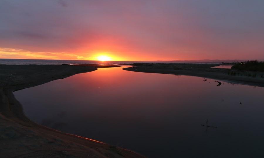 Le visite nelle Oasi WWF al tramonto