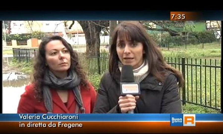"""Fregene a """"Buongiorno Regione Lazio"""""""