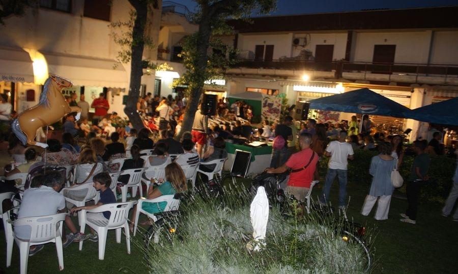 Festa in piazzetta