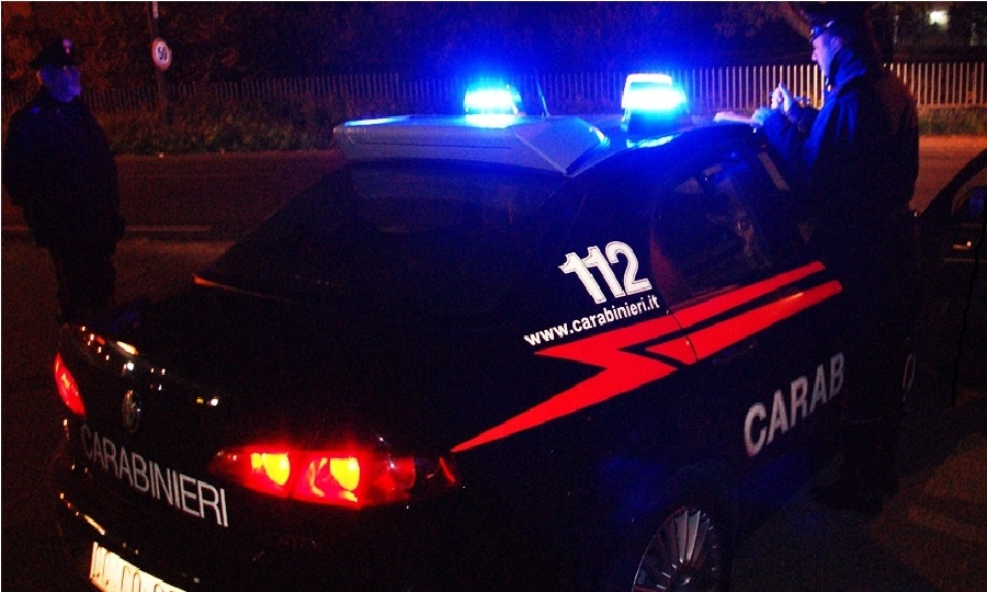 Carabinieri, nuovo servizio di pattugliamento