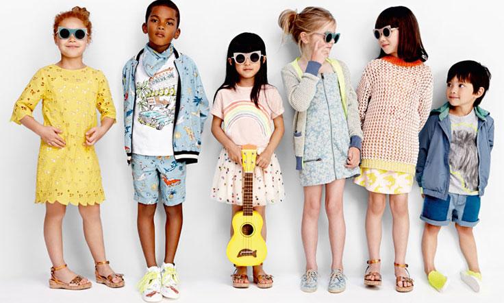 abbigliamento bambini 2018