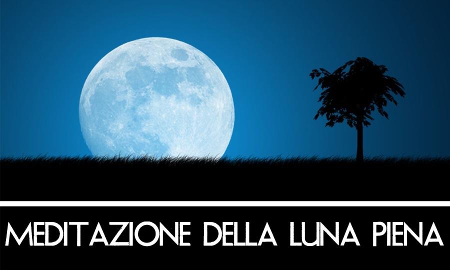 Meditazione della Luna Piena il 7 ottobre