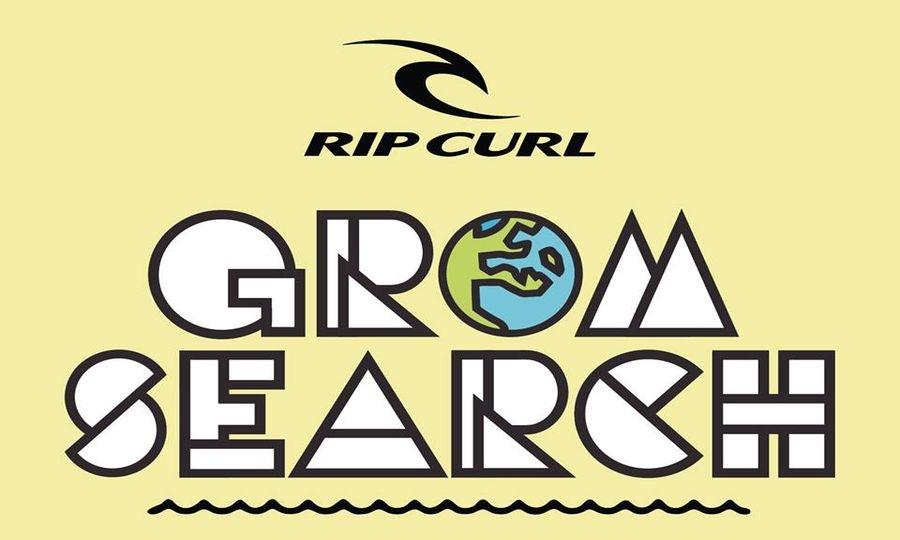 Rip Curl Groms Search, c'è Point Break Fregene