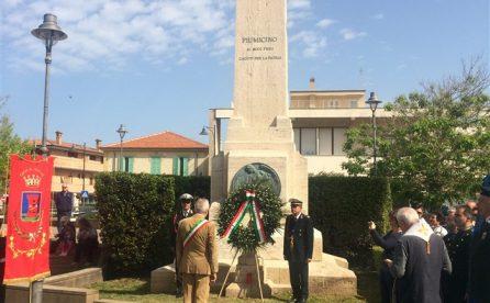 Fiumicino celebra la Festa della Liberazione