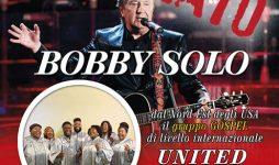 La Maccarese annulla il concerto di Bobby Solo
