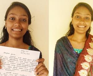 Al college nell'India rurale con la 20enne Somiya