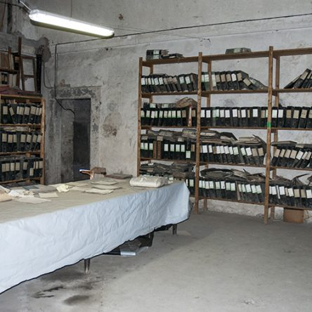 Maccarese, salvato l'archivio storico