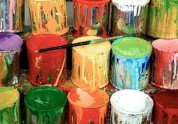 Fiumicino Differenzia, ma dove vernici e barattoli di pittura?