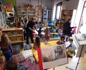 Biblioteca dei Piccoli, festa dal 20 al 22 ottobre per i suoi 10 anni