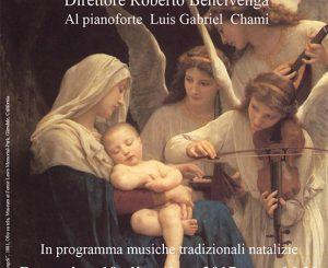 Maccarese, Concerto di Natale al Centro Anziani il 10