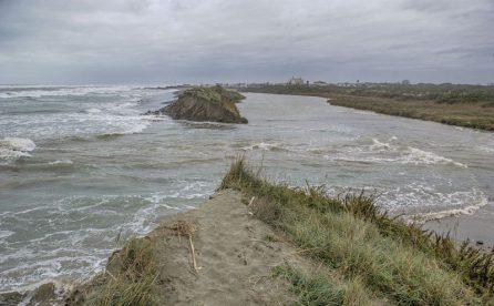 Erosione, la duna non c'è più