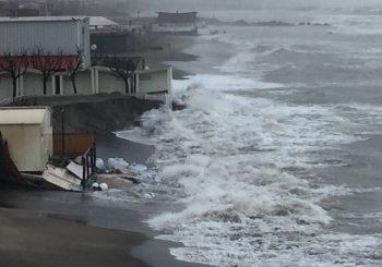 Erosione Fregene, Cangemi: Zingaretti e Montino responsabili disastro
