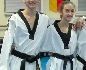 Taekwondo, Stefano e Giulia-Sofia in Nazionale