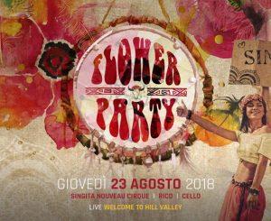 "Al Singita Miracle beach il 23 agosto torna ""Flower Party"""
