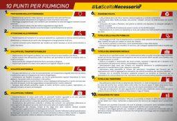 Fiumicino, Velli (M5S): ai cittadini serve sfida sui temi. Noi pronti