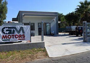 GM Motors, la nuova officina in via Agropoli