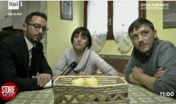 I genitori di Alessandro questa mattina in Tv a Storie Vere