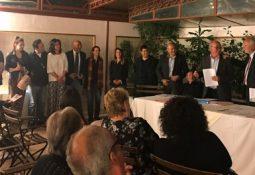 Per Vivere Fiumicino, presentati i candidati della lista