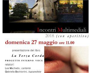 """Maccarese, presentazione libro """"La terza corda"""" il 27 maggio"""