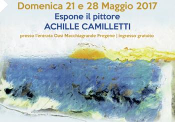 Personale di Achille Camilletti  fino al 28 maggio