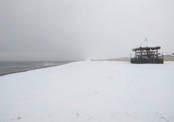 La spiaggia così bianca