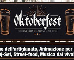 Parco Avventura, Oktoberfest dal 21 settembre