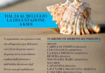 Torna Pane & Mare, dal 24 al 28 luglio sul litorale