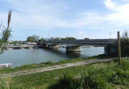 Ponte della Scafa, Baccini: tra pericolo, disagio e caos