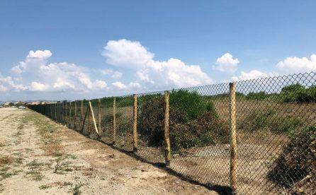 Lungomare Maccarese, nuove recinzioni