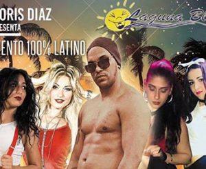 Laguna Blu, Reggaeton Playa 100% latino il 26 agosto
