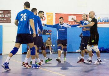 San Giorgio Pallavolo, squadra maschile passa il turno
