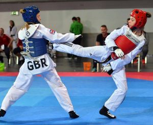 Sofia ai Mondiali Juniores Taekwondo