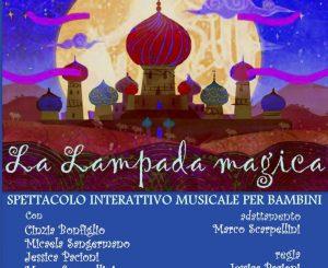 """""""La Lampada Magica"""" a Macchiagrande il 24 giugno"""