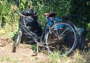 Via Sturla, bici elettorali offresi