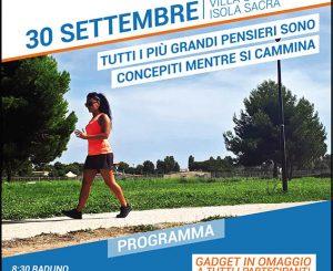Walkdays a Villa Guglielmi il 30 settembre