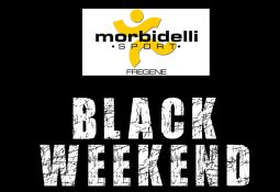 Morbidelli Sport – Black Weekend il 23-25 novembre