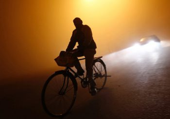Biciclette, i fanali salvano la vita