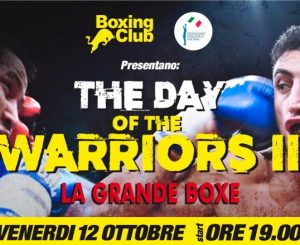 """""""The day of the Warriors II"""", la boxe e i giovani di Fiumicino"""