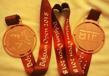 Taekwondo Ostia-Fregene, Sara e Sofia bronzo in Belgio