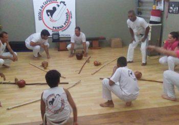 L'Albero, lezione aperta di Capoeira il 15 dicembre