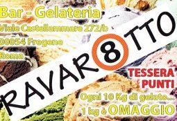 Bar Ravarotto – Ogni 10 Kg di gelato 1 è in omaggio!