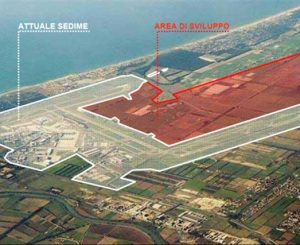 Aeroporto, la proposta alternativa di Comune e FuoriPISTA