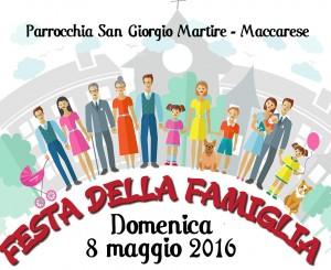 Parrocchia San Giorgio, domenica Festa della Famiglia