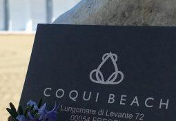Coqui Beach – Menù di Capodanno