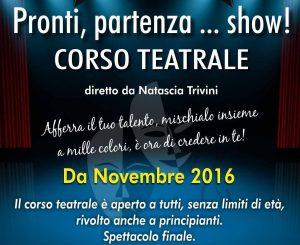 """""""Pronti, partenza… show"""", corso teatro a Maccarese"""