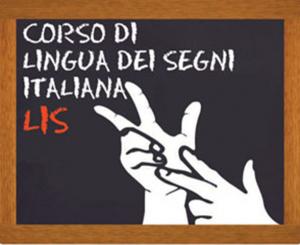 Corso base lingua dei segni in partenza il 3 dicembre