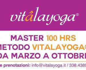 Corso sul metodo VitalaYoga dal 25 marzo